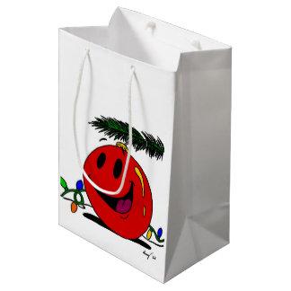 Happy Ornament Gift Bag