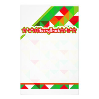 happy our Christmas Personalised Stationery