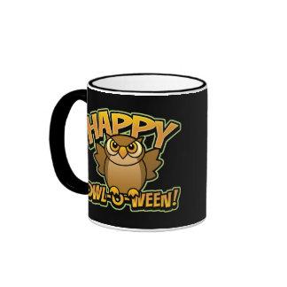 Happy Owl-O-Ween Mug