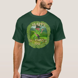 Happy Paddy's Day T-shirt 2