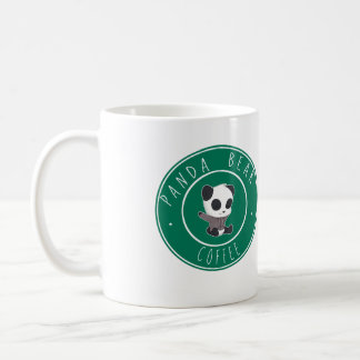 Happy Panda Coffee Mug