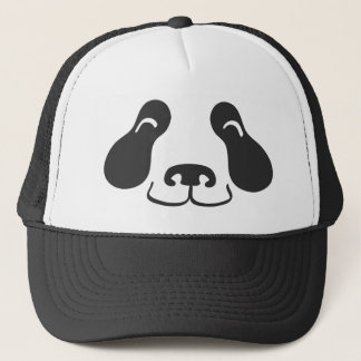 Happy Panda Face - Hat