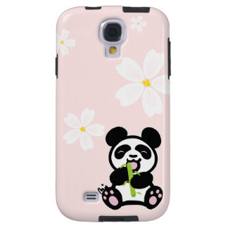 Happy Panda Galaxy 4 Case