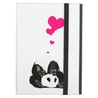 Happy panda iPad air cover