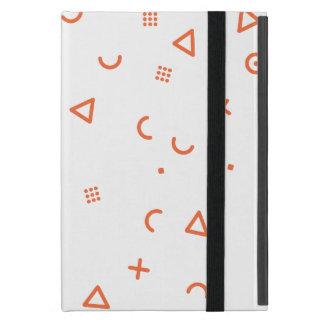 Happy Particles iPad Mini Cover