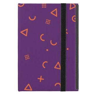 Happy Particles Purple iPad Mini Case