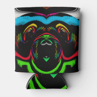 Happy party pup can cooler