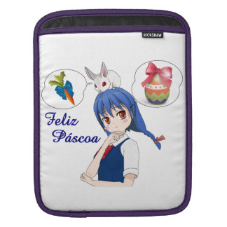 Happy Passover (Personalizável) iPad Sleeve