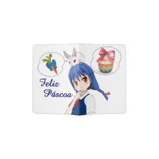 Happy Passover (Personalizável) Passport Holder