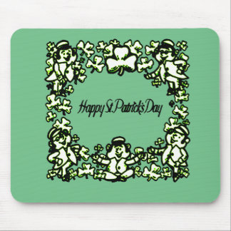 Happy Patrick s Day 2 Mouse Pad