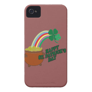 Happy Patrick s Day iPhone 4 Covers