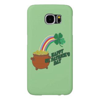 Happy Patrick s Day Samsung Galaxy S6 Cases