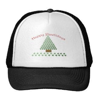 happy pawlidays copy1 hats