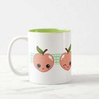 Happy Peach Mug
