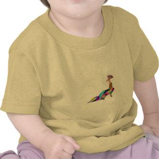 Happy Peacock T-shirt