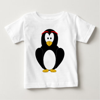Happy Penguin Baby T-Shirt