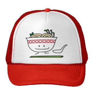 Happy Pho Noodle Bowl Cap
