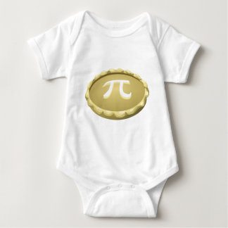 happy pi day pie baby bodysuit