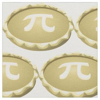 happy pi day pie fabric