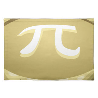 happy pi day pie placemat