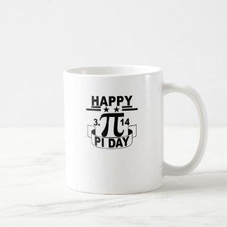 Happy Pi Day T-Shirt . Coffee Mug