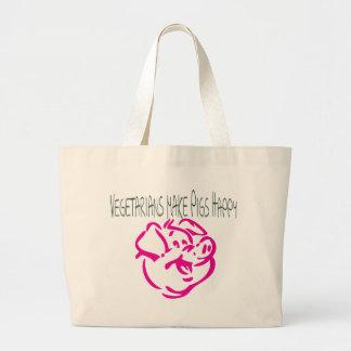 Happy Pig.ai Jumbo Tote Bag
