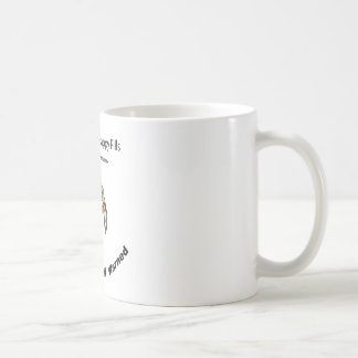 Happy Pills Basic White Mug