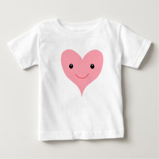 Happy Pink Heart Shirts