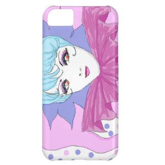 Happy Pink Joker iPhone 5C Covers