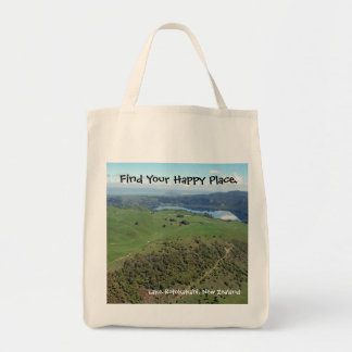 Happy Place New Zealand Tote