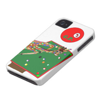 Happy Pool by The Happy Juul Company iPhone 4 Covers