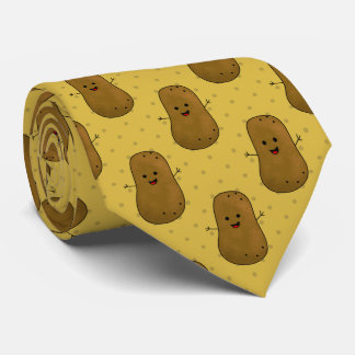 Happy Potato Tie
