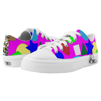 Happy Printed Shoes