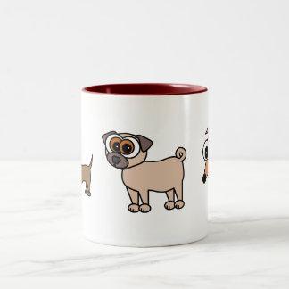 Happy Puppies Mug