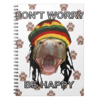 Happy Puppy Notebook