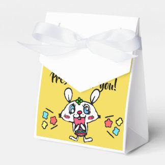 Happy Rabbit Favour Box