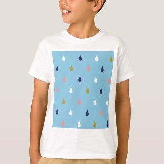 Happy rain drops T-Shirt