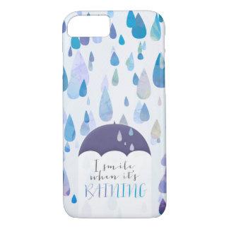 Happy Rain Phone Case