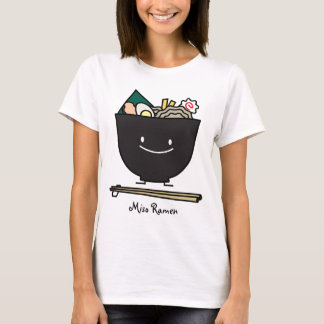 Happy Ramen Bowl T-Shirt