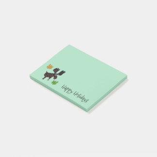 Happy Reindeer Post-it Notes