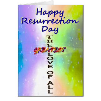 Happy Resurrection Card