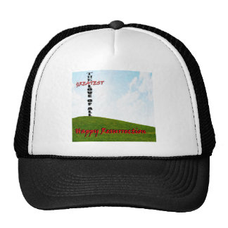 Happy Resurrection Trucker Hat
