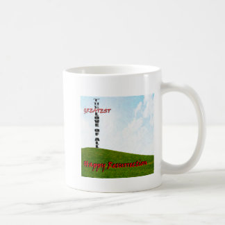 Happy Resurrection Coffee Mugs