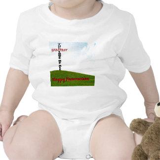 Happy Resurrection Baby Creeper