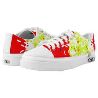 Happy Rice Unisex, Artist Designed Sneakers