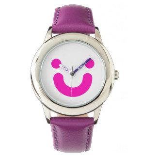 Happy rose watch