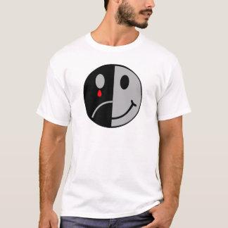 Happy & Sad Face T-Shirt