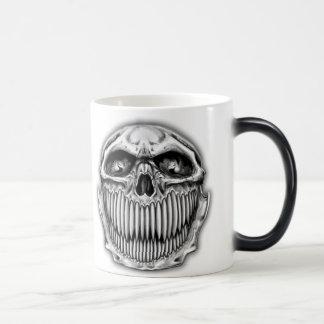 Happy & Sad Skull Coffee Mug