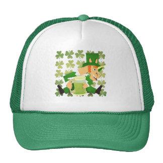 Happy Saint Patrick's Day Cap