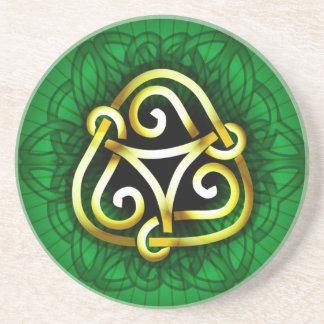 Happy Saint Patrick s Day Irish Coasters